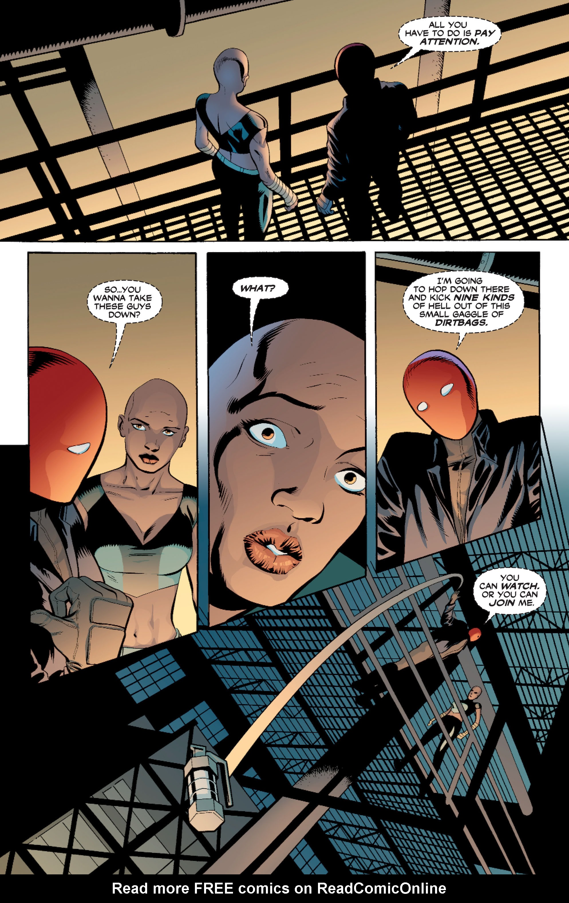 Read online Batman: Under The Red Hood comic -  Issue # Full - 139