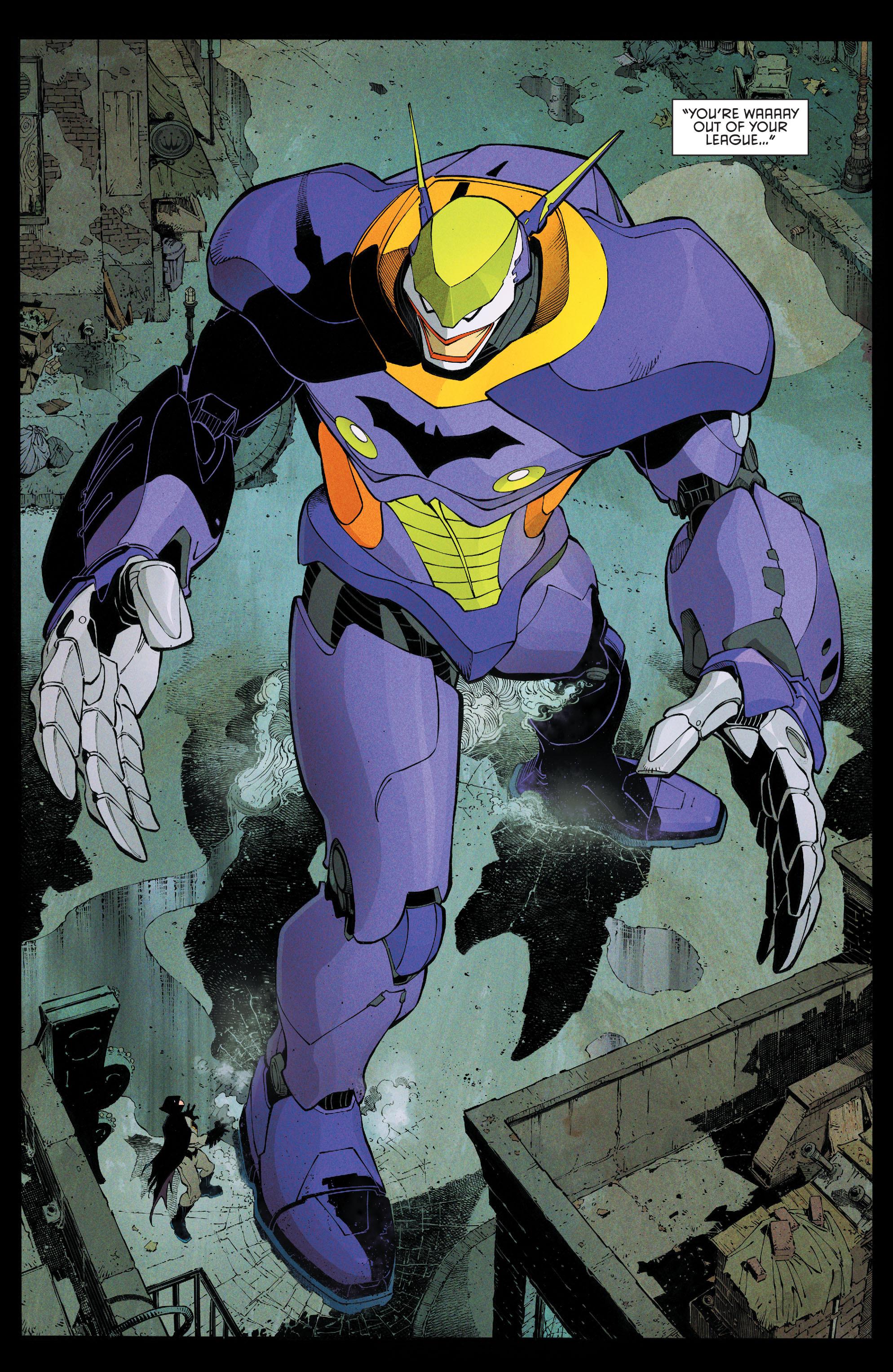 Read online Batman (2011) comic -  Issue # _TPB 9 - 111