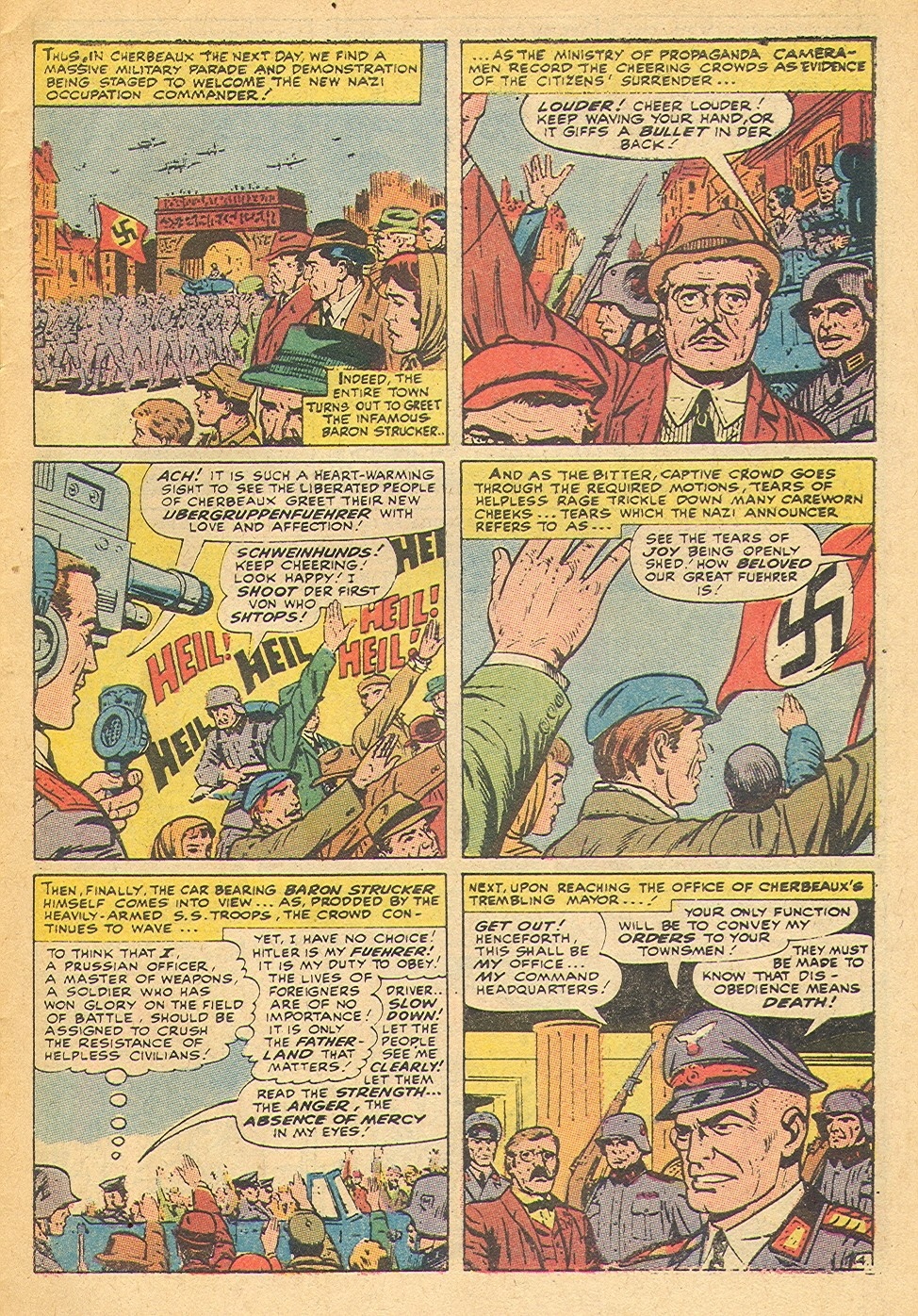 Read online Sgt. Fury comic -  Issue #91 - 7