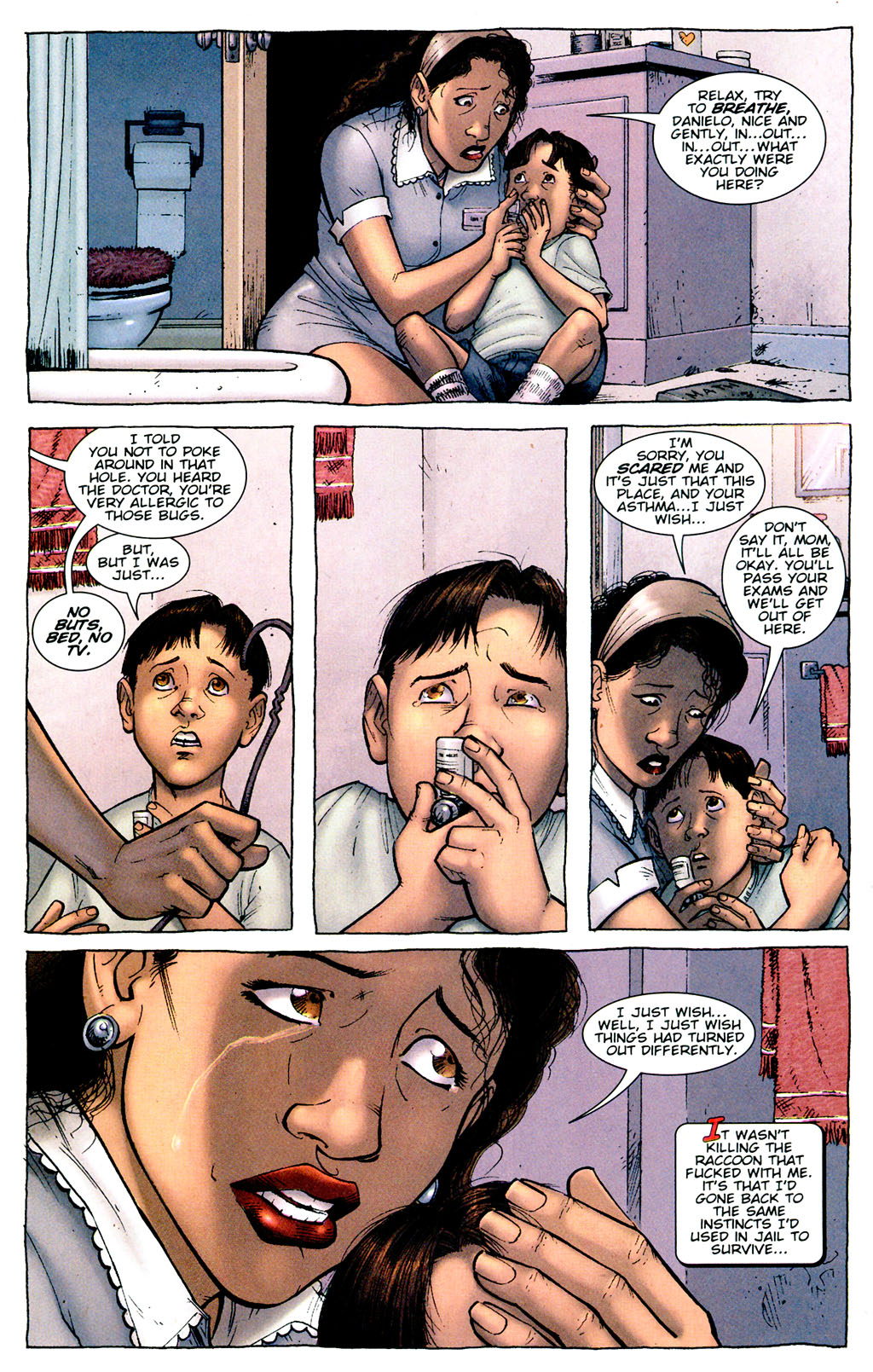 Read online The Exterminators comic -  Issue #1 - 21