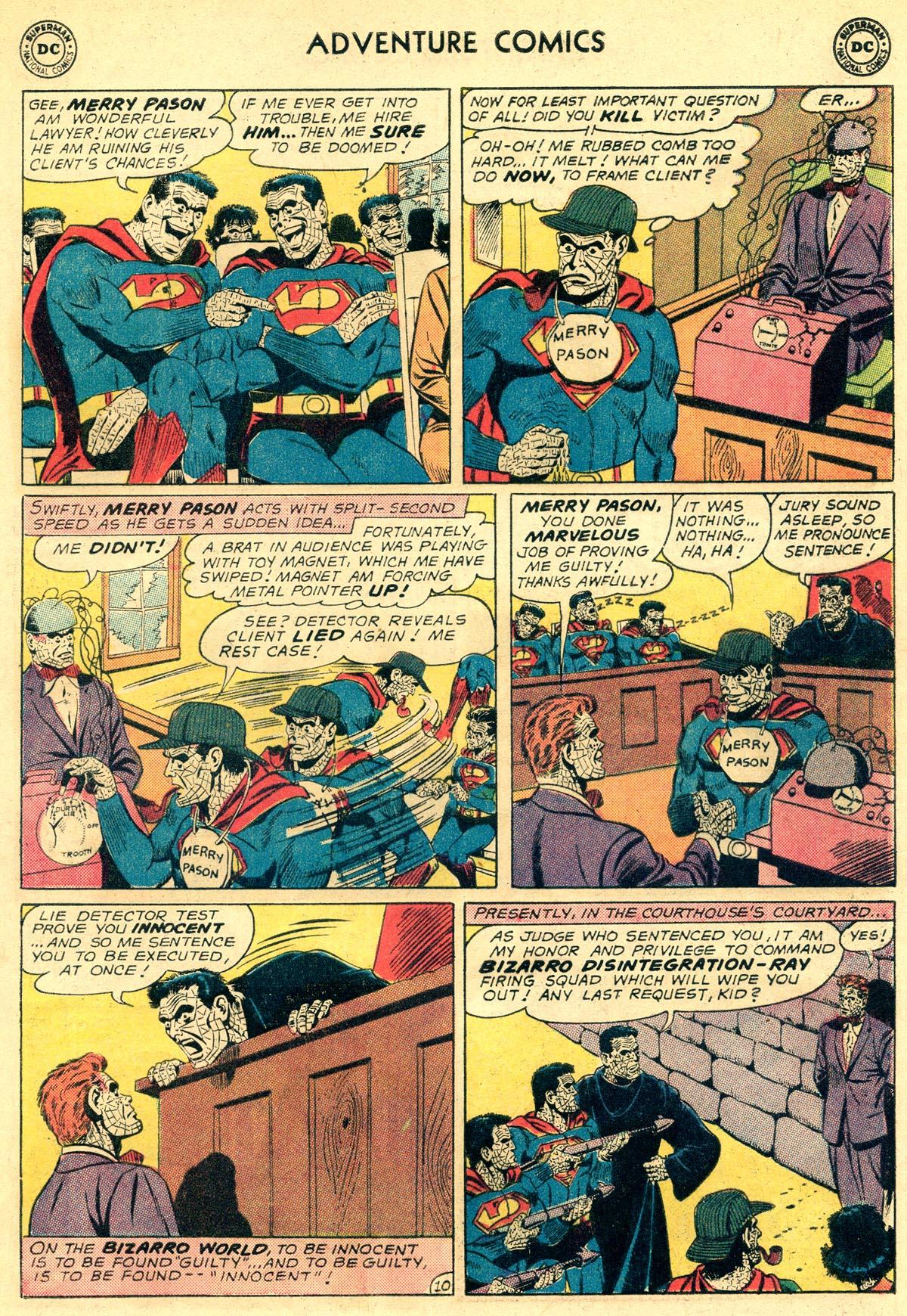 Read online Adventure Comics (1938) comic -  Issue #296 - 29