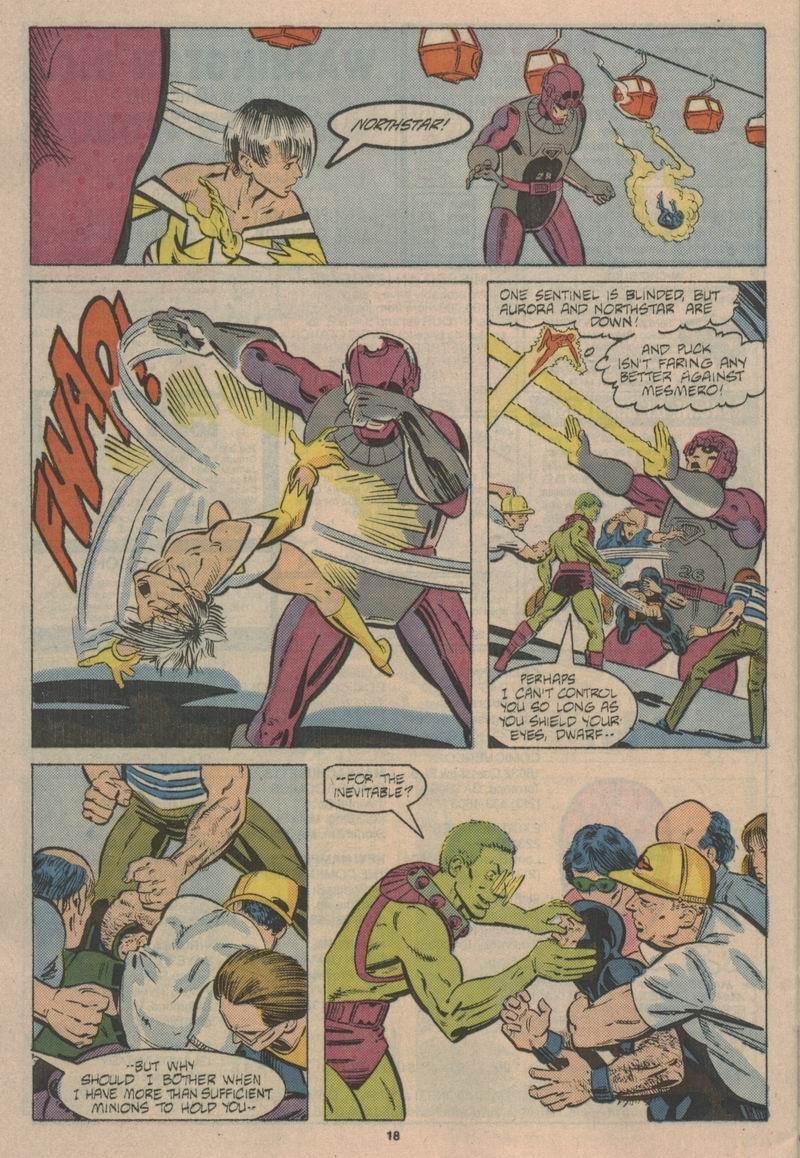 Read online Alpha Flight (1983) comic -  Issue #43 - 19
