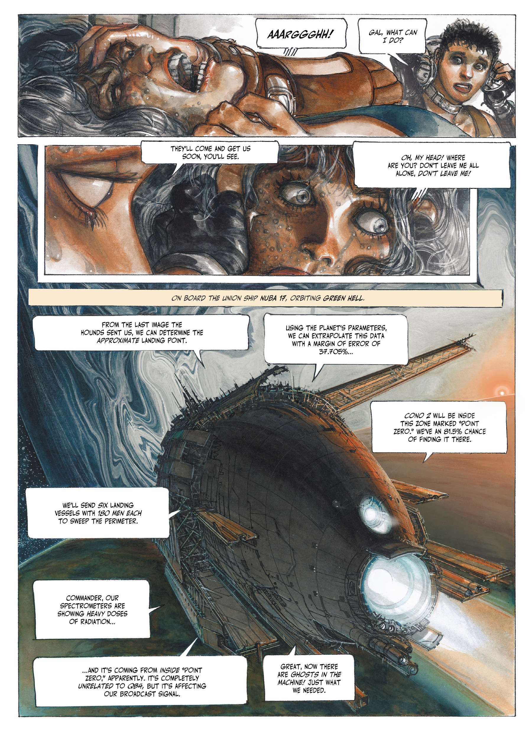 Read online The Fourth Power comic -  Issue #3 - 33