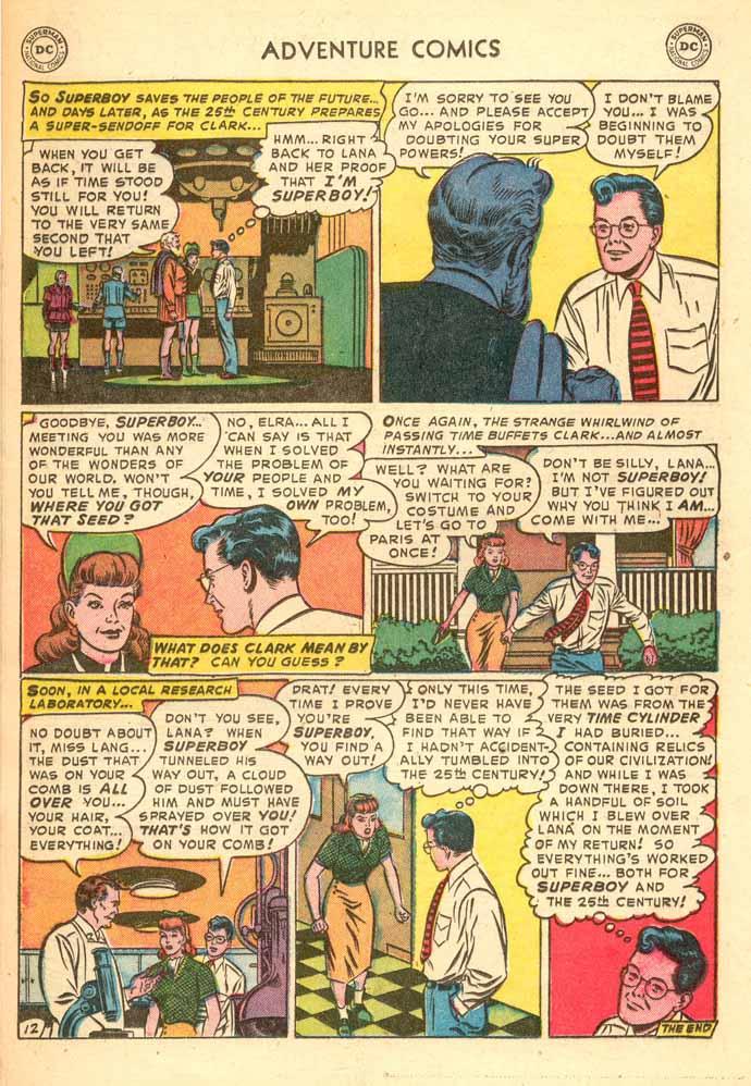 Read online Adventure Comics (1938) comic -  Issue #187 - 14