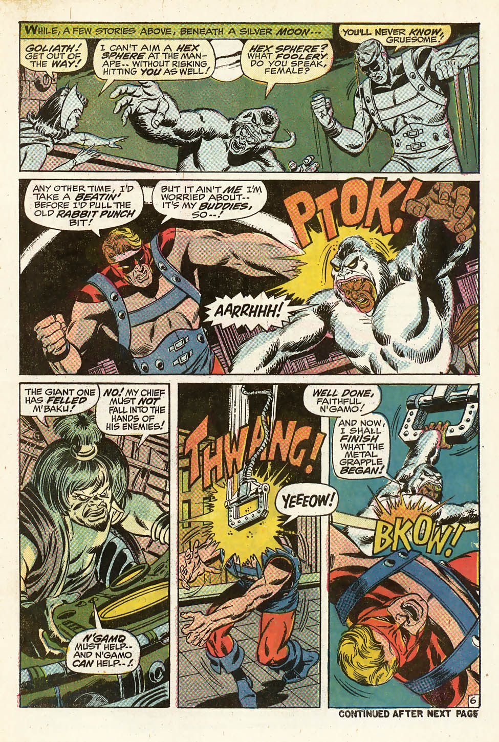 The Avengers (1963) 78 Page 6