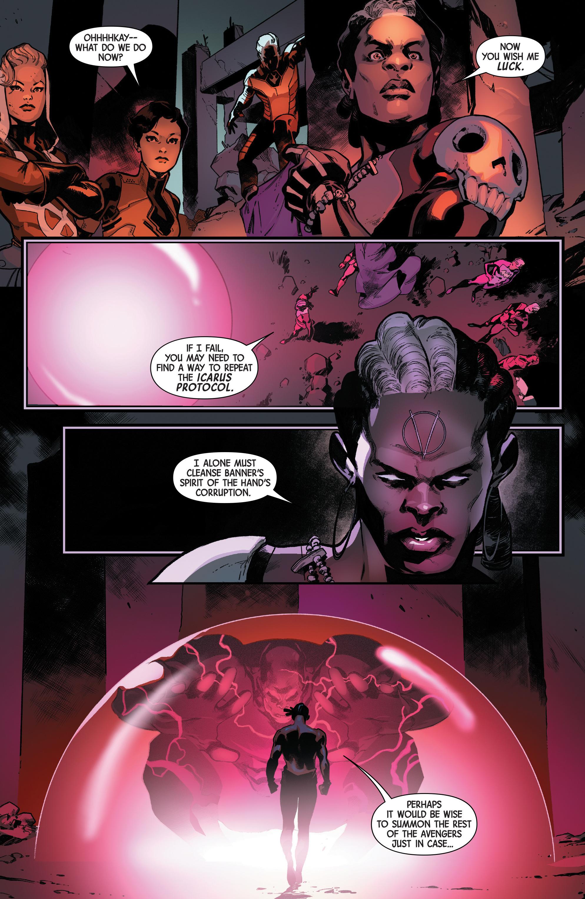 Read online Uncanny Avengers [II] comic -  Issue #17 - 13