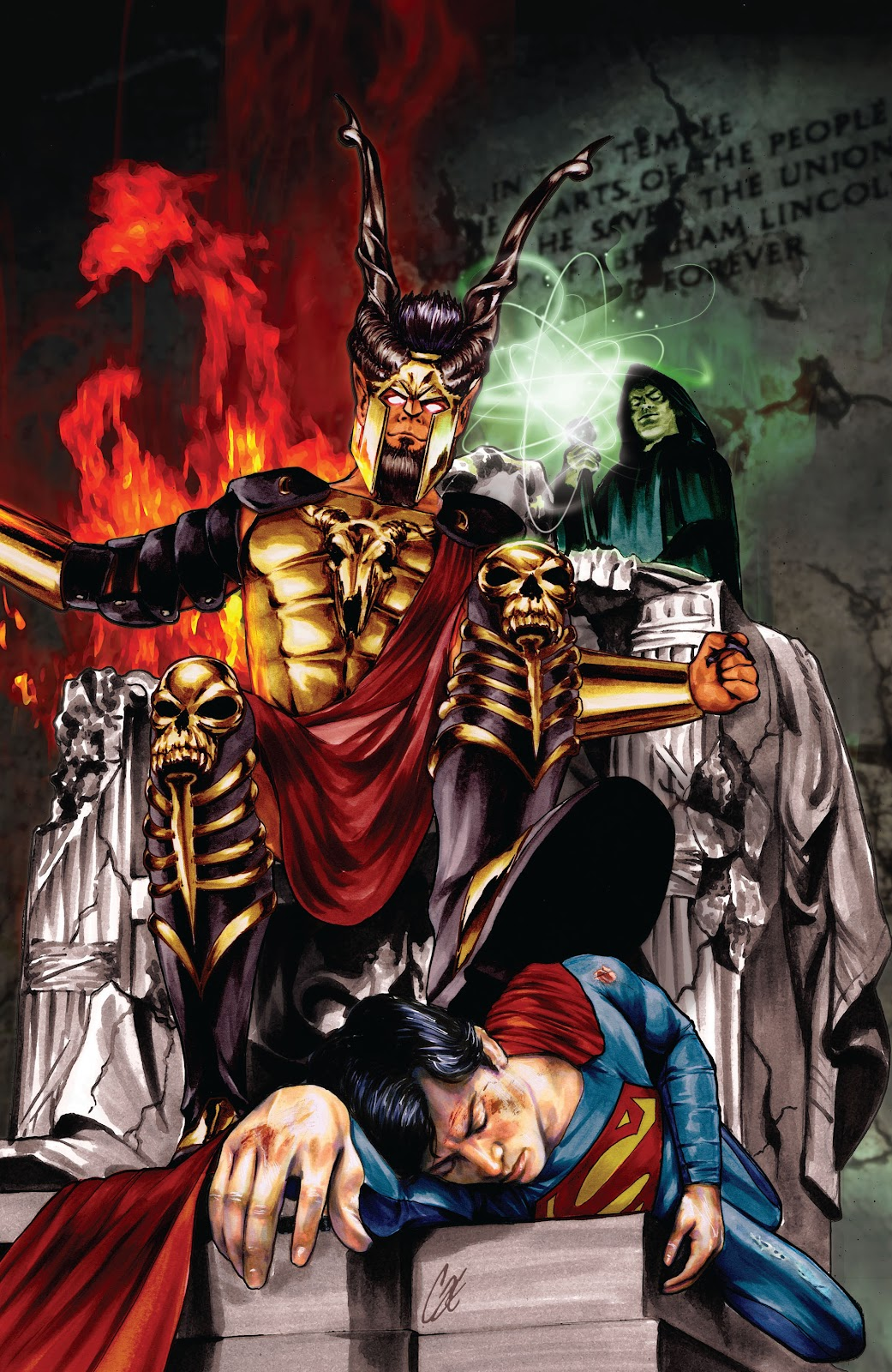 Read online Smallville Season 11 [II] comic -  Issue # TPB 5 - 69