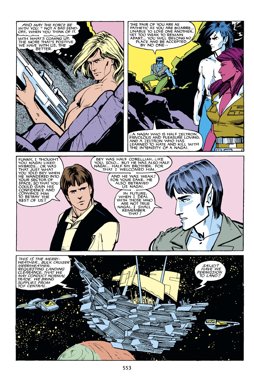 Read online Star Wars Omnibus comic -  Issue # Vol. 21.5 - 276