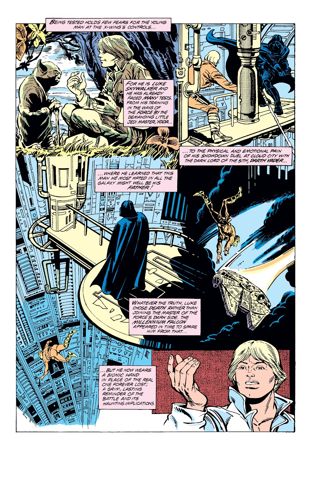 Read online Star Wars Legends: The Original Marvel Years - Epic Collection comic -  Issue # TPB 3 (Part 2) - 19