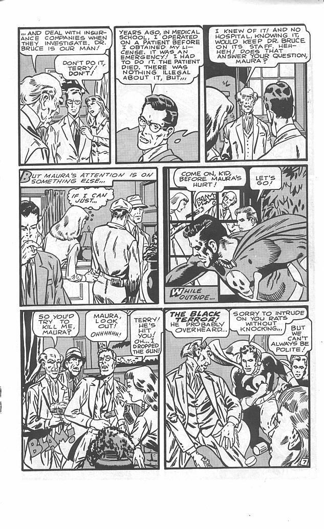 Read online Golden-Age Men of Mystery comic -  Issue #2 - 27