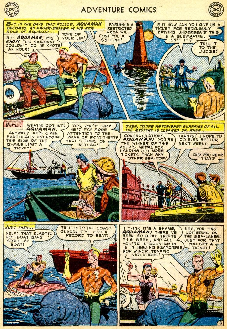 Read online Adventure Comics (1938) comic -  Issue #191 - 19