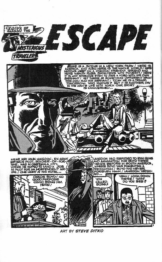 Read online Men of Mystery Comics comic -  Issue #45 - 40