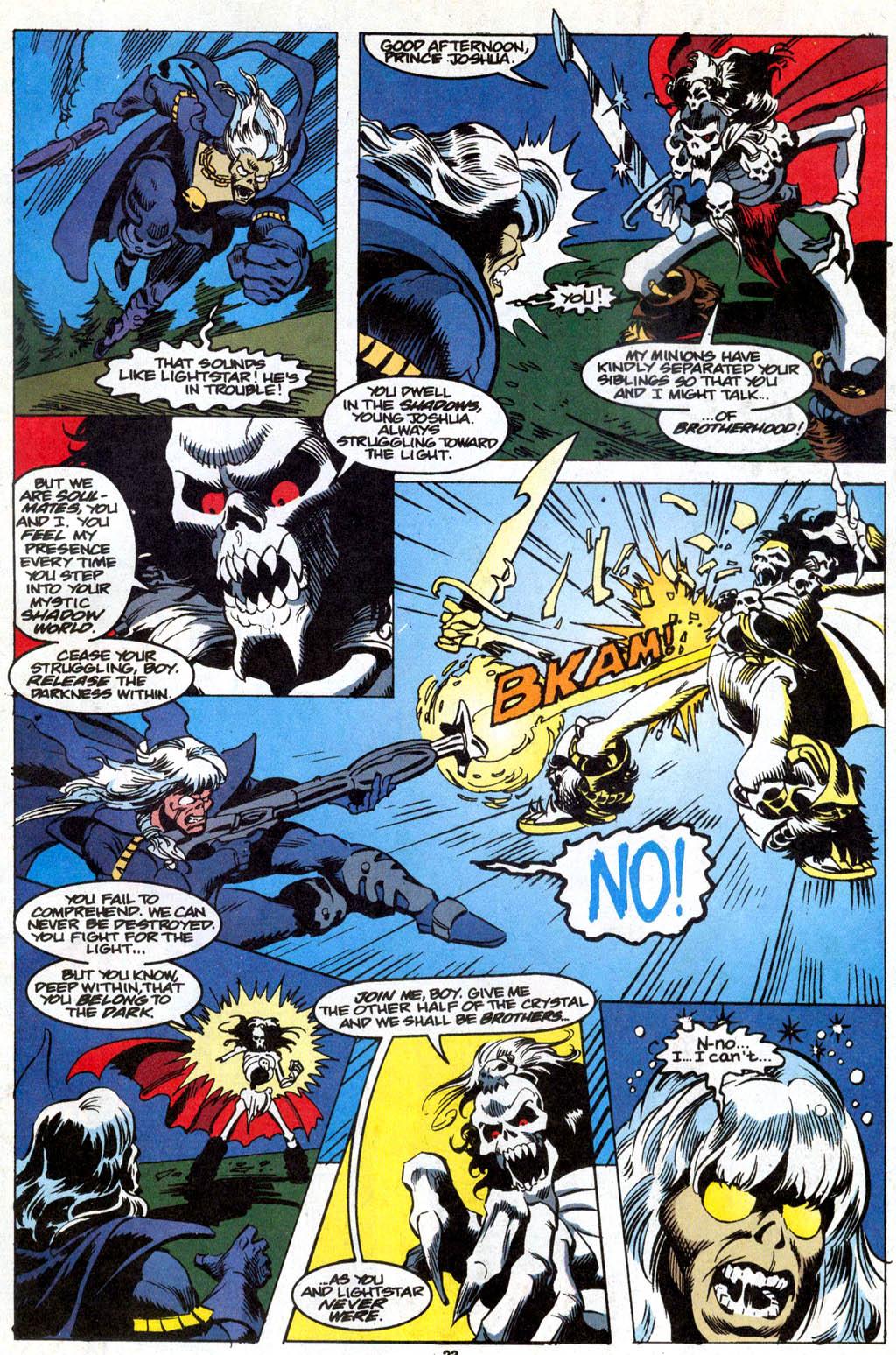 Skeleton Warriors Issue #1 #1 - English 18