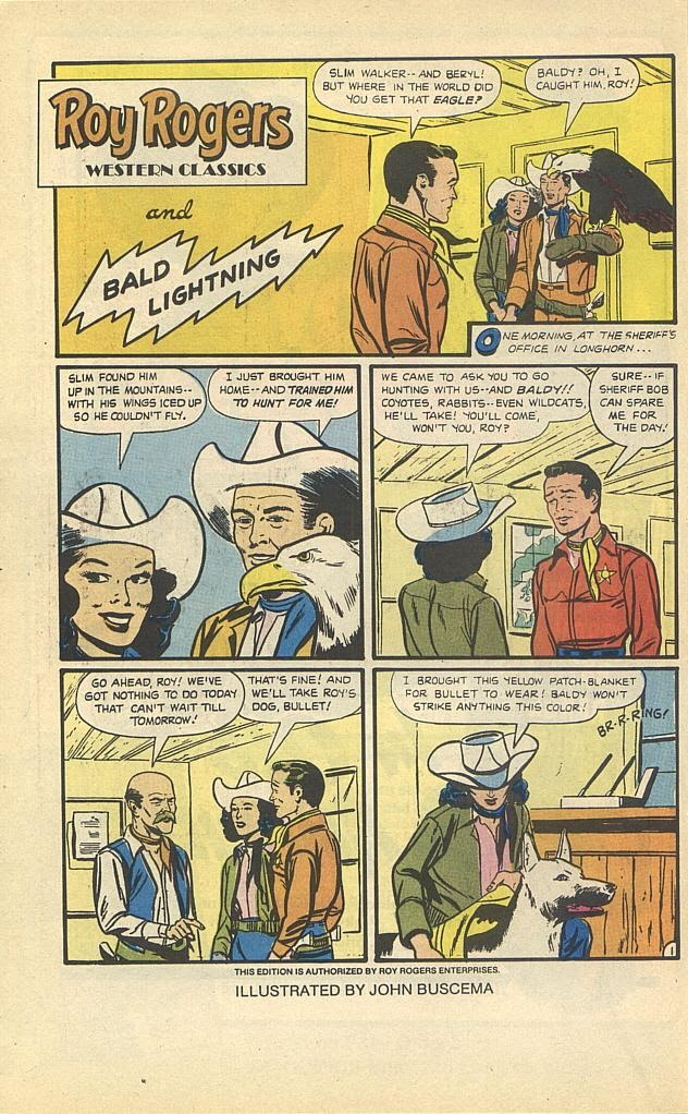 Read online Roy Rogers comic -  Issue #4 - 20