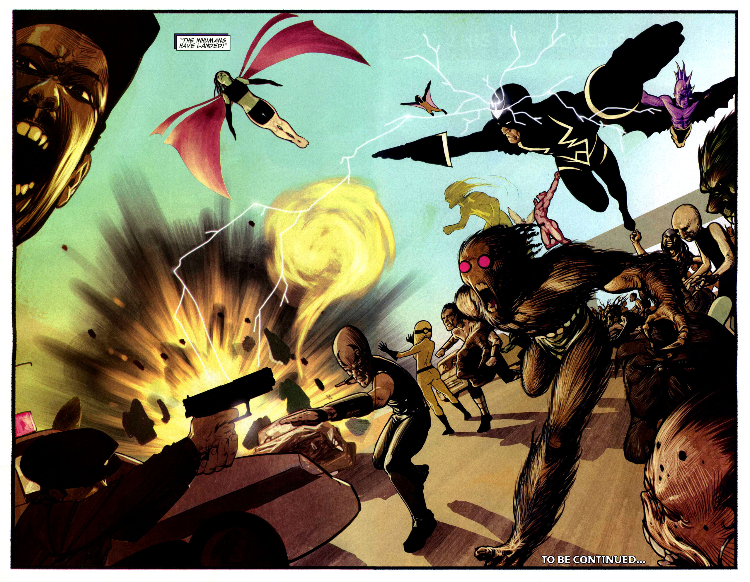 Read online Silent War comic -  Issue #4 - 23