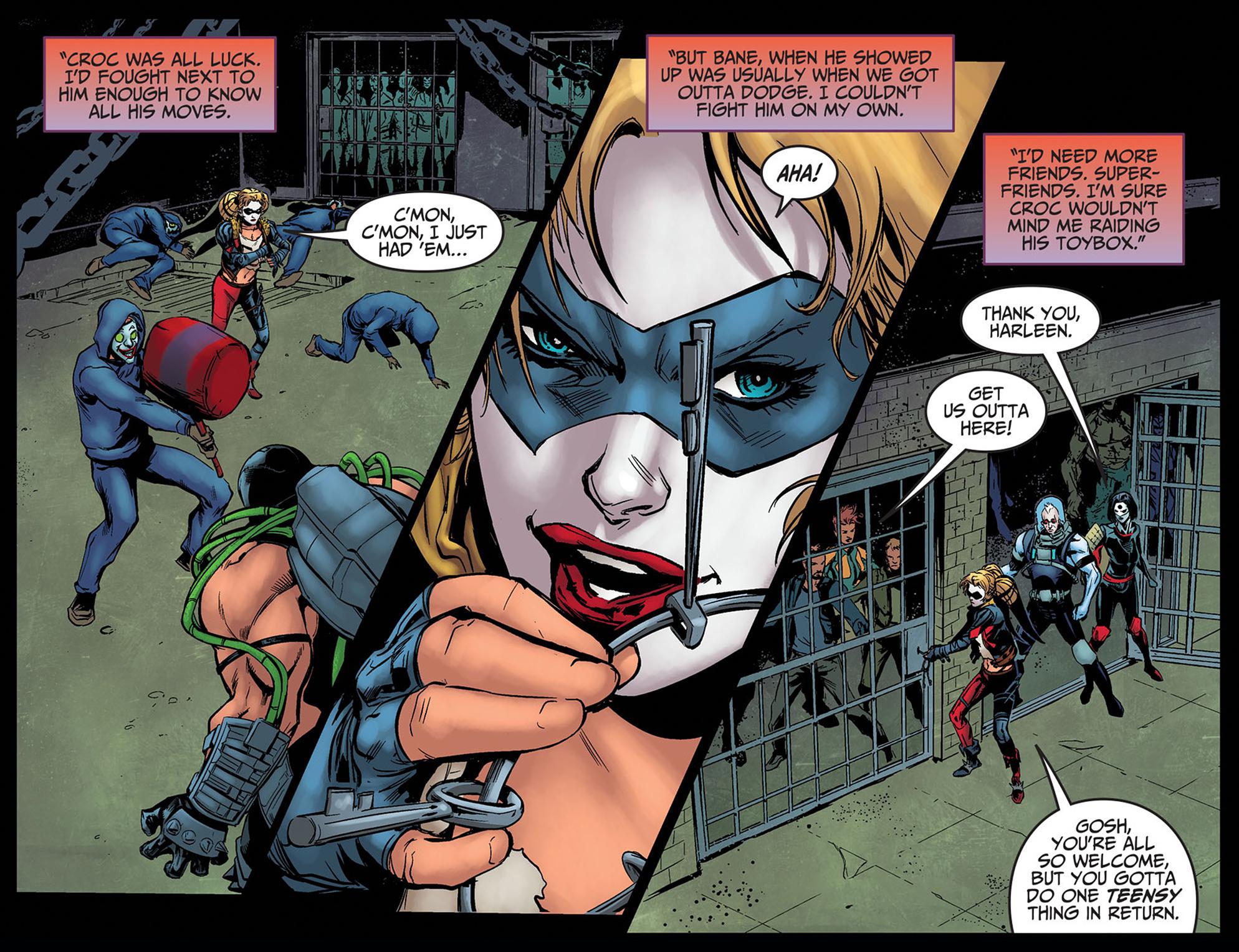 Read online Injustice: Ground Zero comic -  Issue #8 - 18