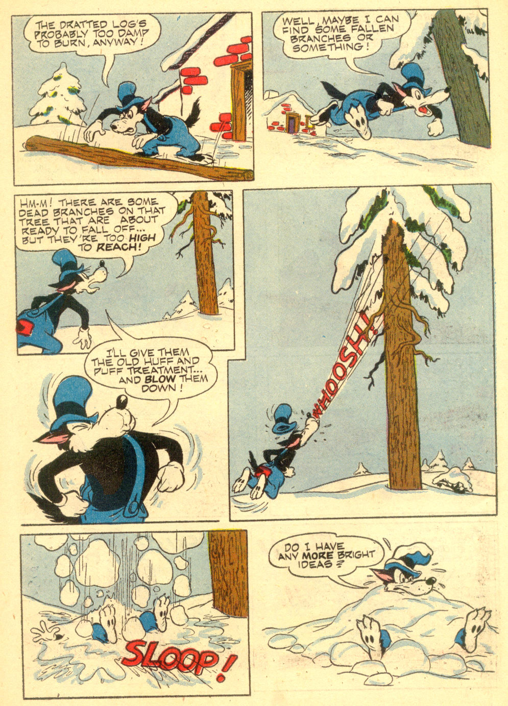 Walt Disney's Comics and Stories issue 196 - Page 15