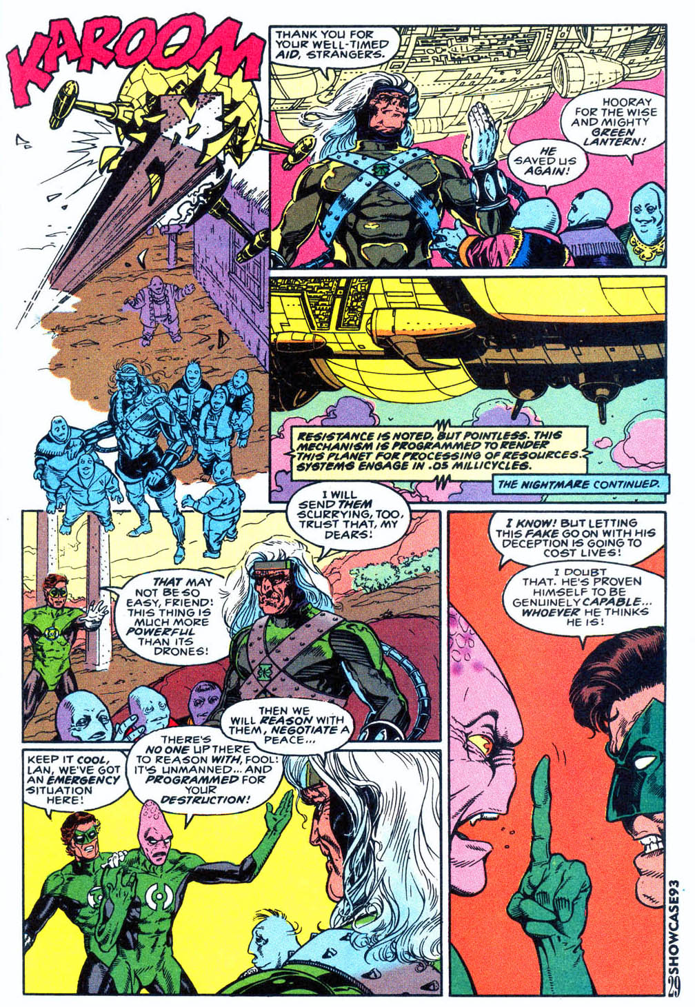 Read online Showcase '93 comic -  Issue #12 - 25