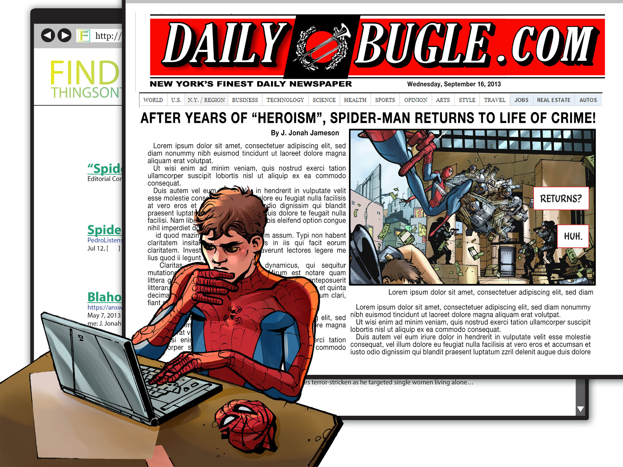 Read online Amazing Spider-Man: Who Am I? comic -  Issue # Full (Part 1) - 92
