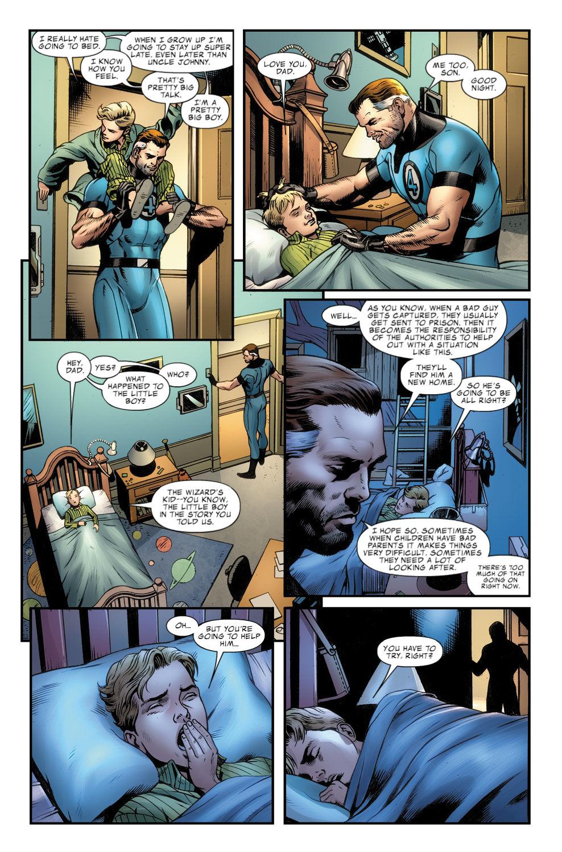 Read online Fantastic Four: Season One comic -  Issue # TPB - 120
