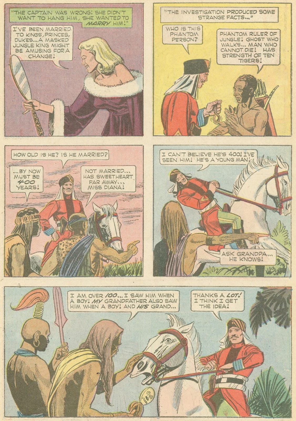 The Phantom (1962) issue 17 - Page 15