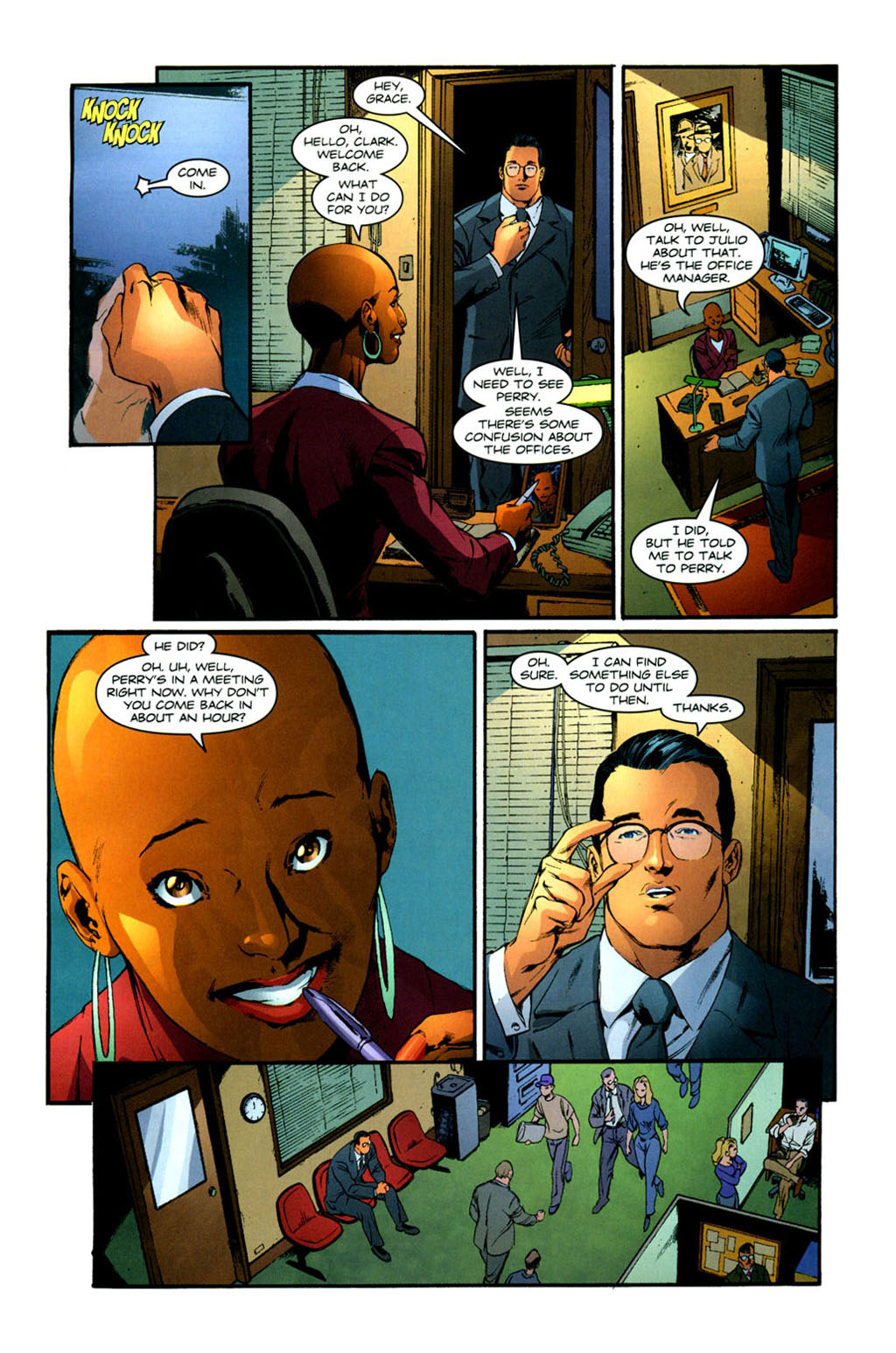 Action Comics (1938) 814 Page 8