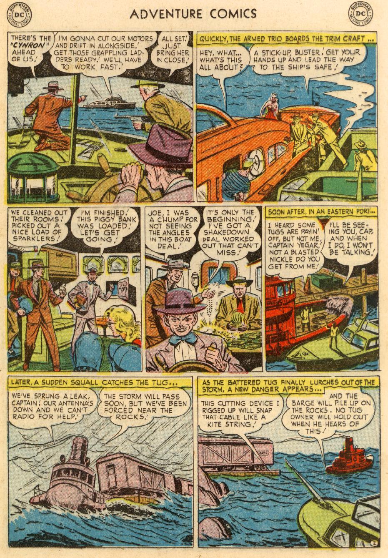 Read online Adventure Comics (1938) comic -  Issue #195 - 18
