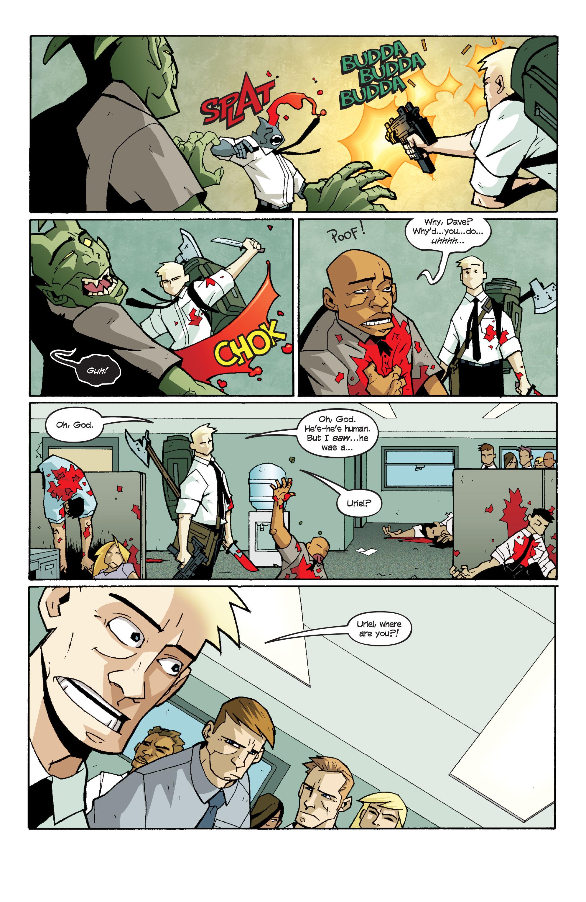 Read online Killer Of Demons comic -  Issue #3 - 15