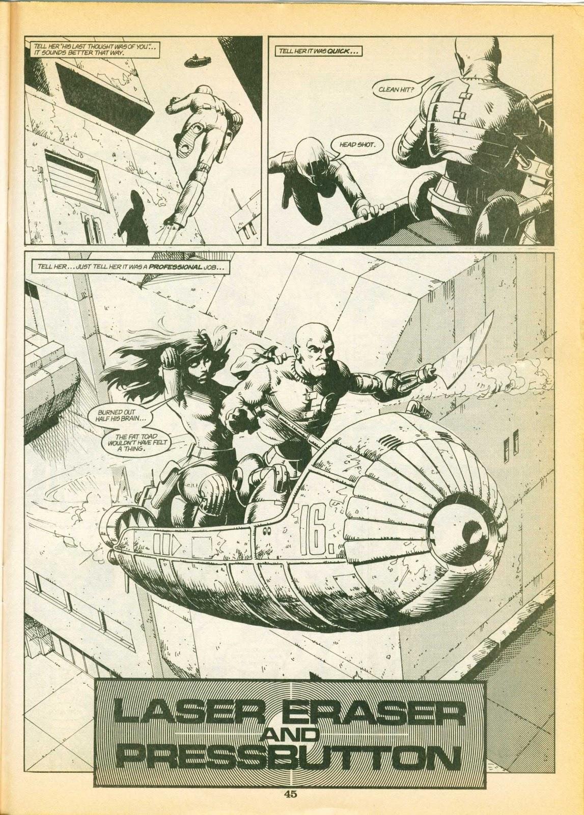 Warrior Issue #1 #2 - English 45