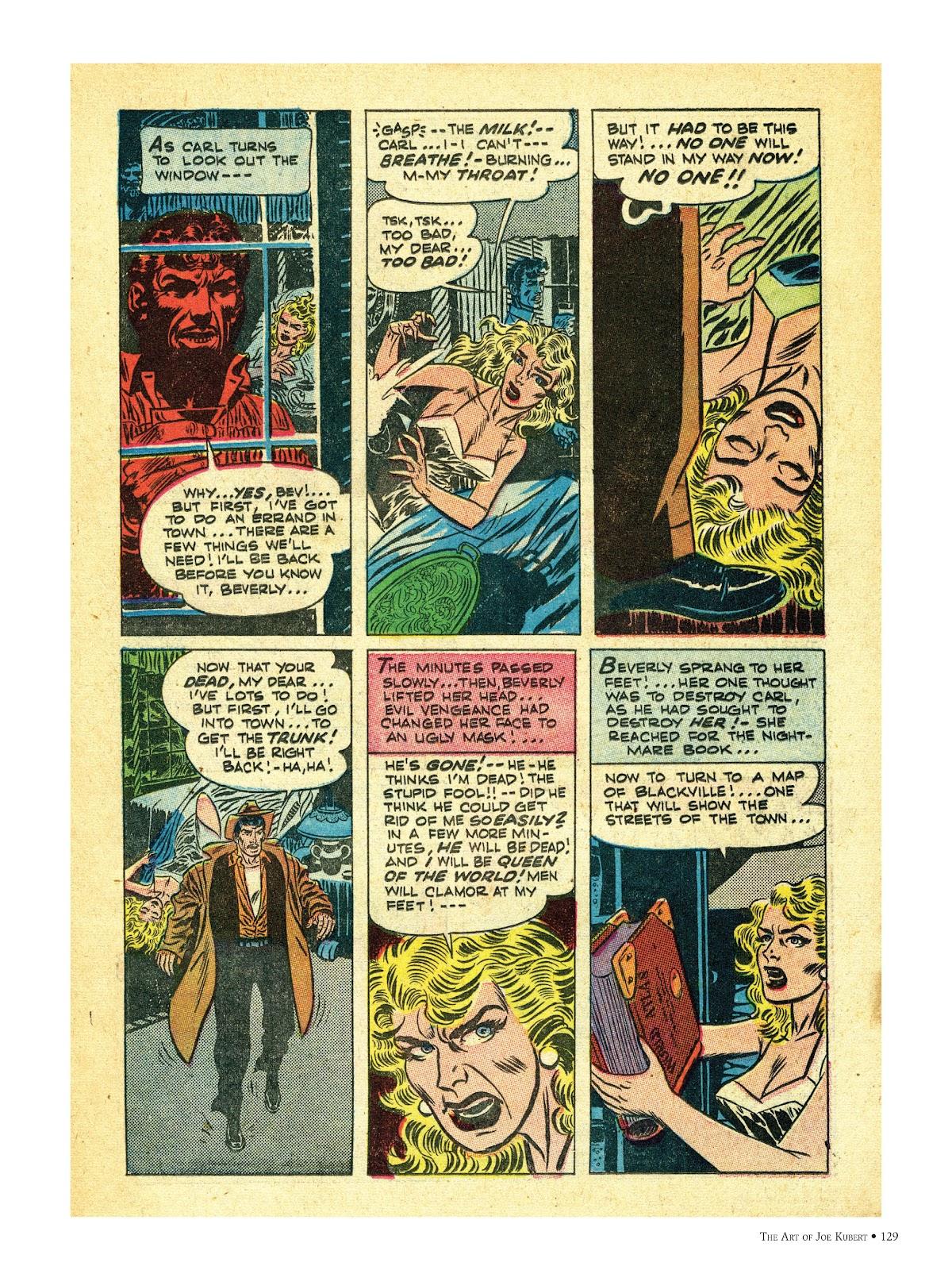 Read online The Art of Joe Kubert comic -  Issue # TPB (Part 2) - 29