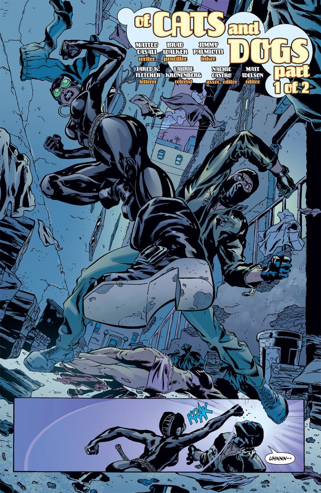 Catwoman (2002) Issue #41 #41 - English 5