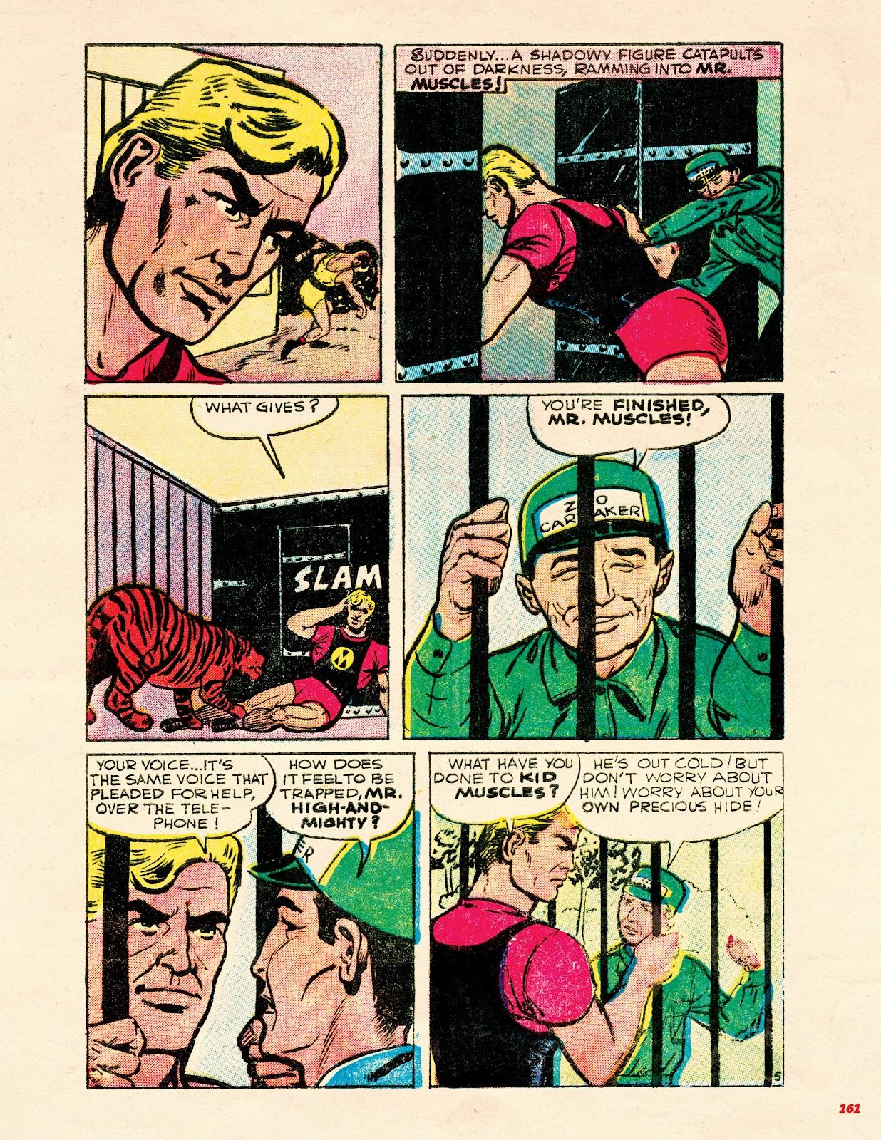 Read online Super Weird Heroes comic -  Issue # TPB 2 (Part 2) - 61