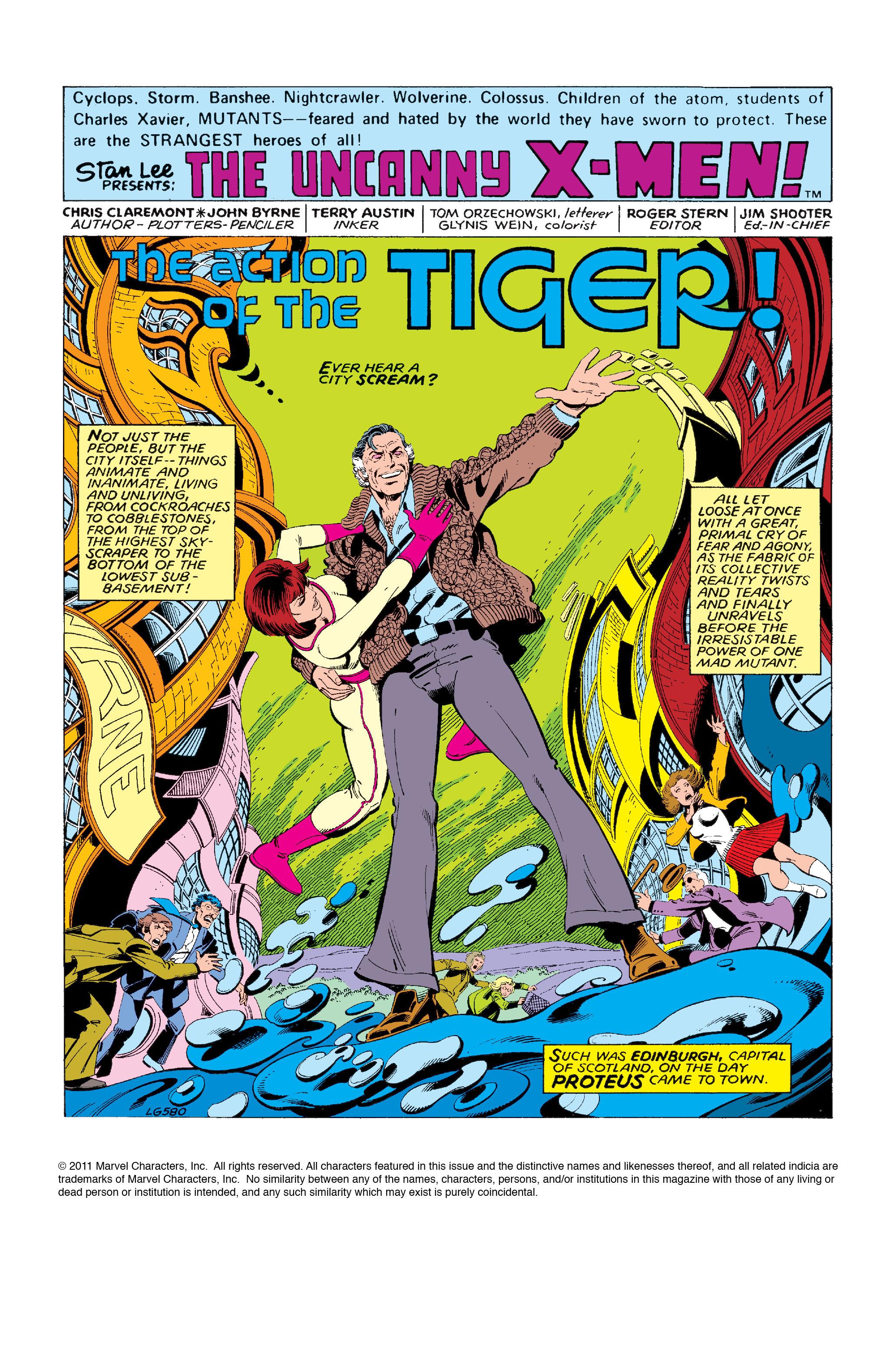Read online Uncanny X-Men (1963) comic -  Issue #128 - 2