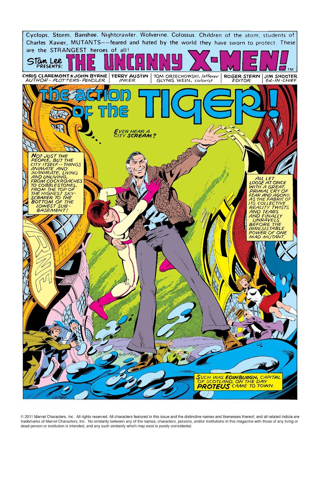 Uncanny X-Men (1963) issue 128 - Page 2