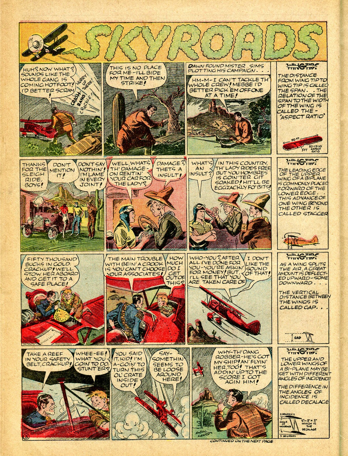 Read online Famous Funnies comic -  Issue #54 - 14