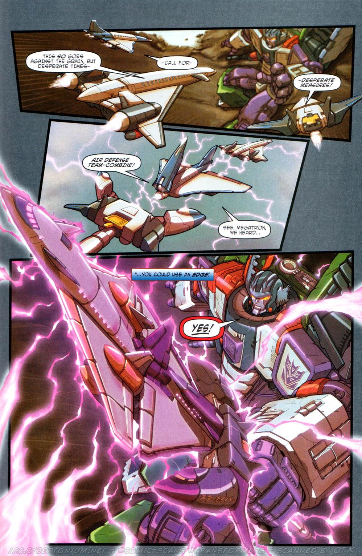 Read online Transformers Armada comic -  Issue #16 - 15
