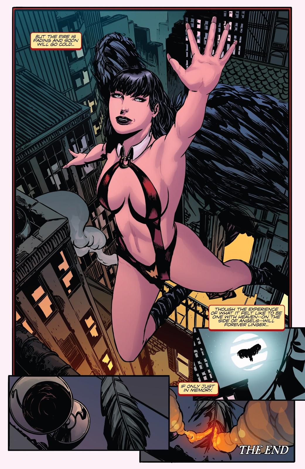 Read online Vampirella Strikes comic -  Issue #6 - 31