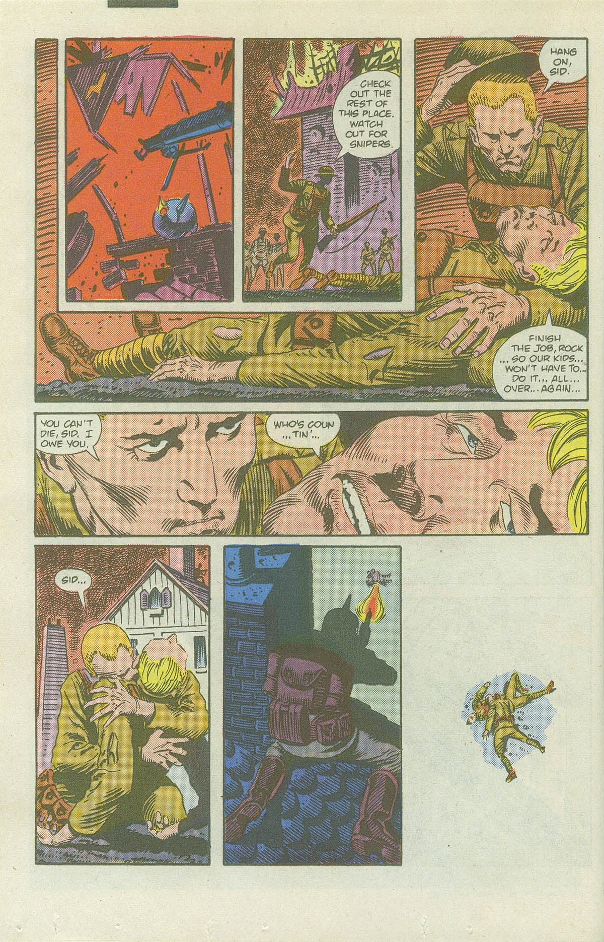 Read online Sgt. Rock comic -  Issue #419 - 15