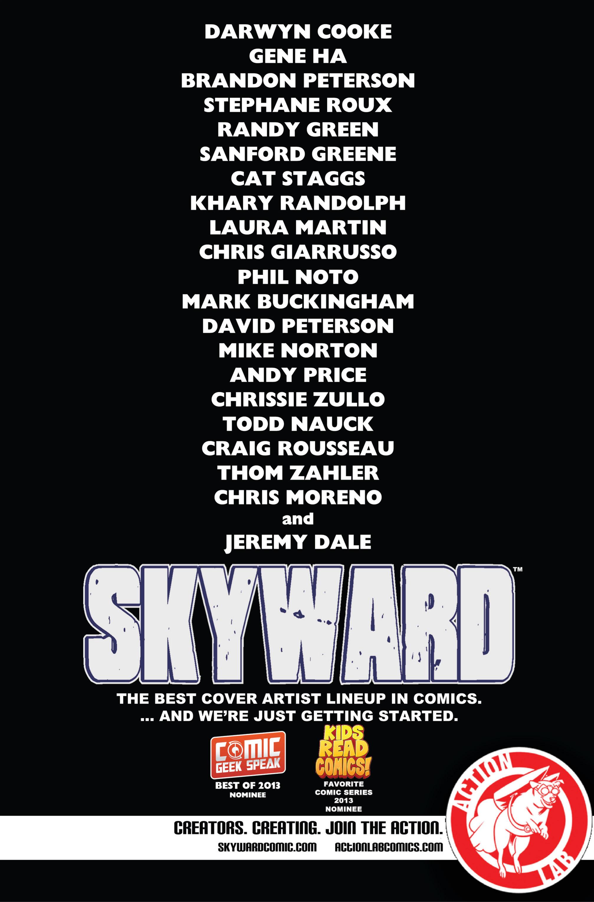 Read online Skyward comic -  Issue #9 - 25