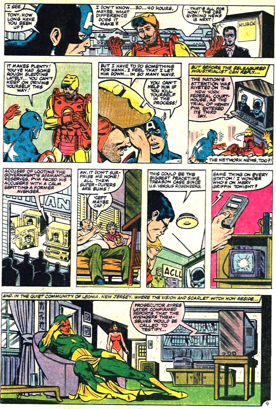 The Avengers (1963) 228 Page 9