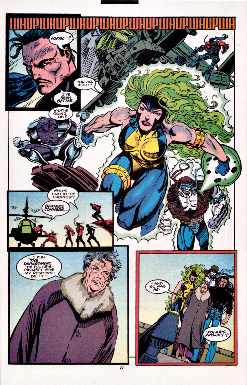 Read online X-Factor (1986) comic -  Issue #102 - 20