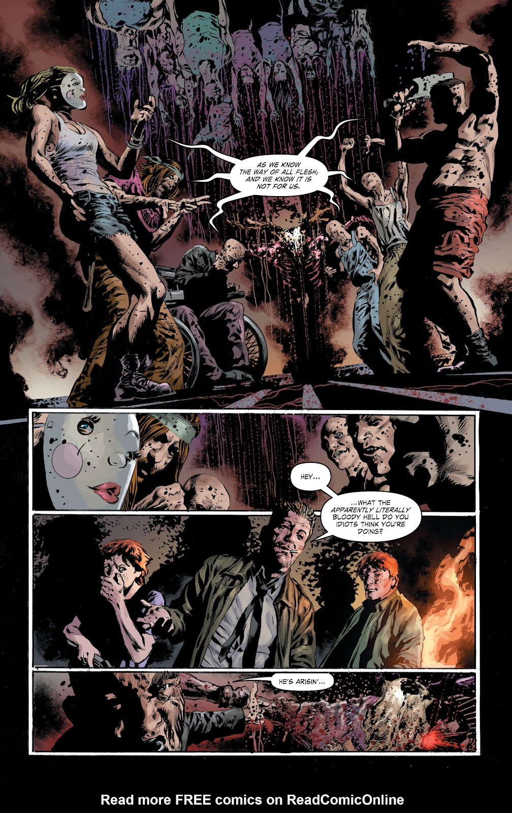 Read online The Curse of Brimstone: Ashes comic -  Issue # TPB (Part 1) - 15