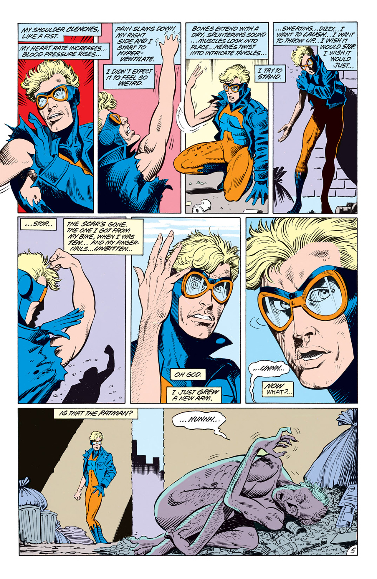 Read online Animal Man (1988) comic -  Issue #3 - 7