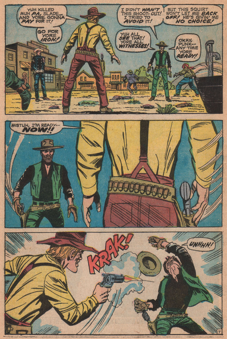 The Rawhide Kid (1955) issue 88 - Page 12
