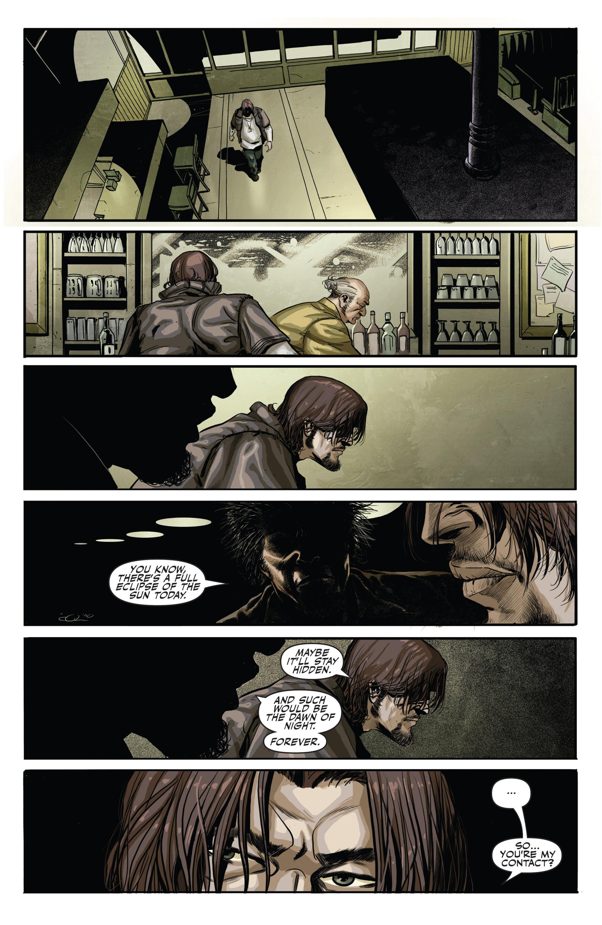 Read online Secret Warriors comic -  Issue #20 - 13