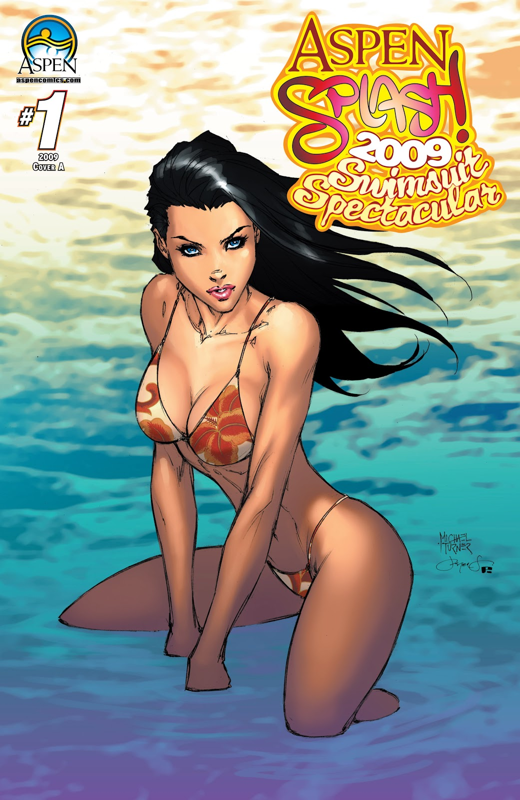 Read online Aspen Splash: Swimsuit Spectacular comic -  Issue # Issue 2009 - 1