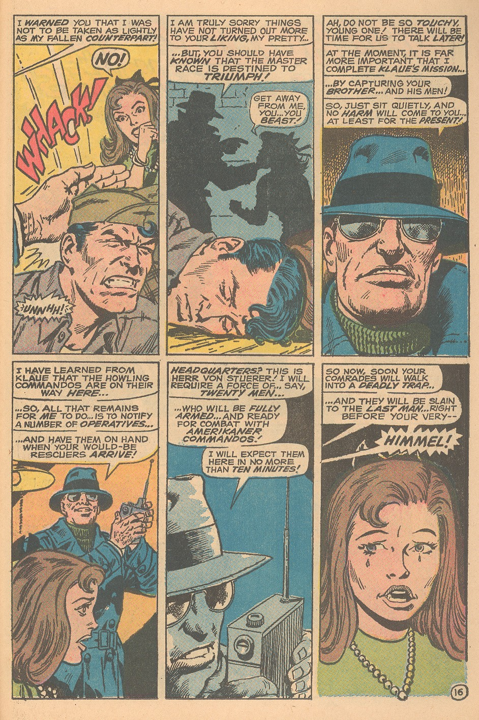 Read online Sgt. Fury comic -  Issue #69 - 23