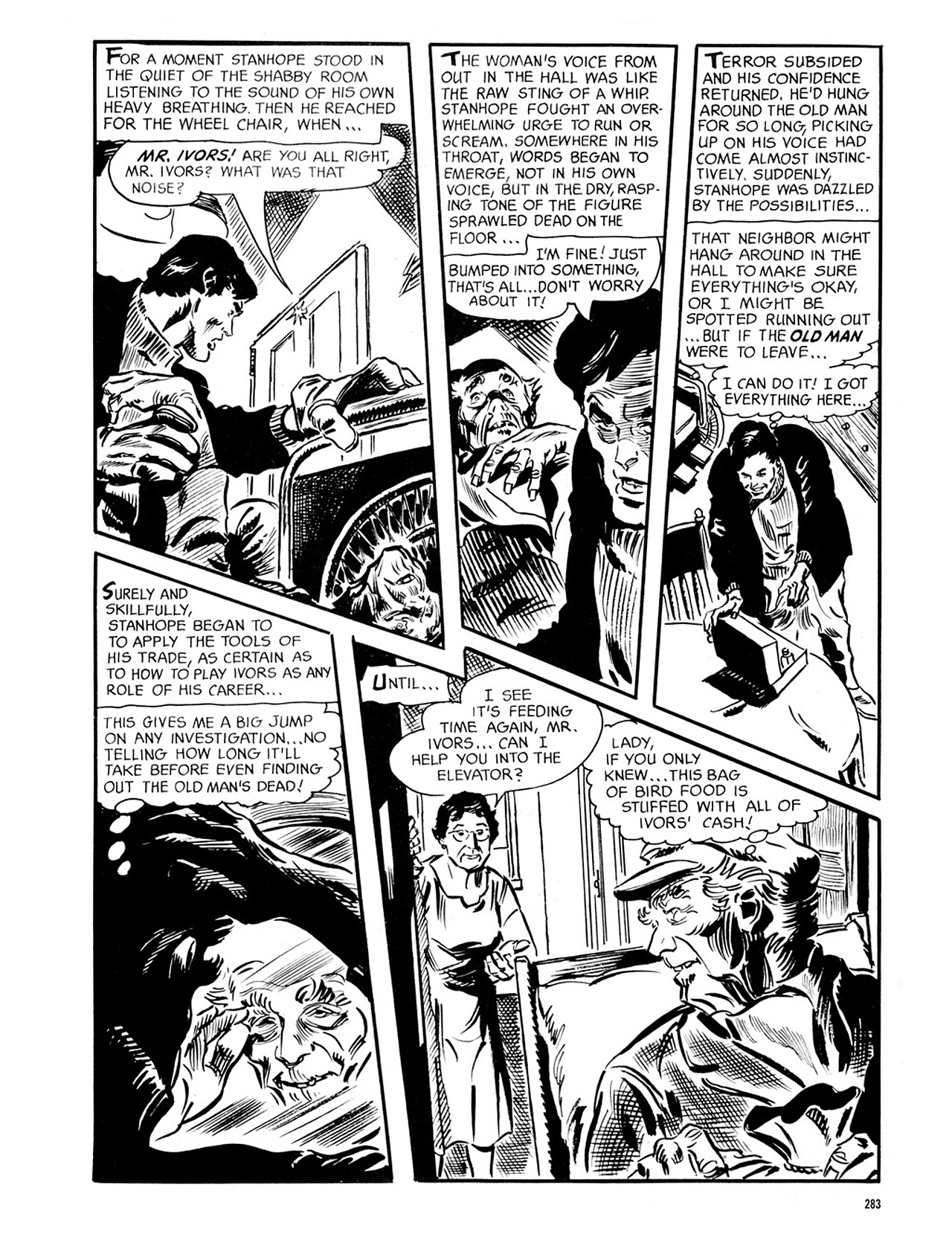 Read online Eerie Archives comic -  Issue # TPB 2 - 284