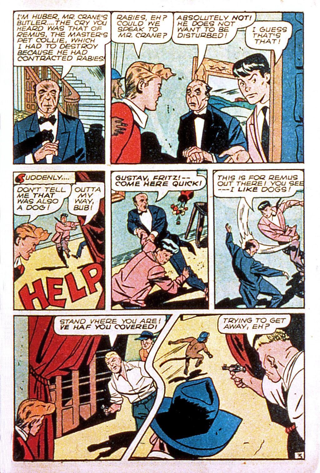 Read online Mystic Comics (1944) comic -  Issue #1 - 45