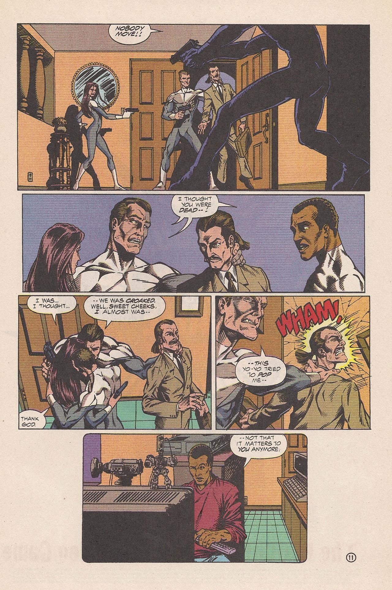 Read online Triumph comic -  Issue #3 - 17